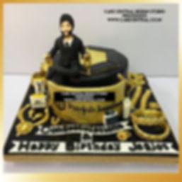 Jeweller's Birthday Cake in Delhi Online