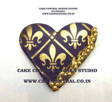 Custom Decorated Cookies in Delhi Online
