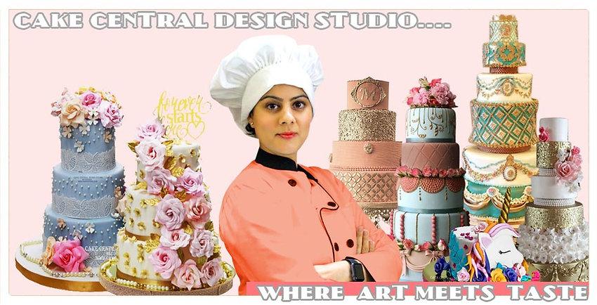 Cake Central Design Studio Delhi