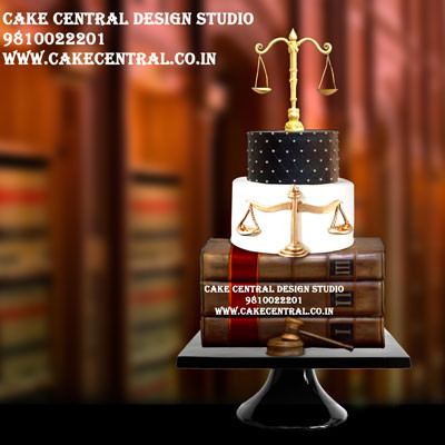Corporate Lawyer Birthday Cakes in Delhi