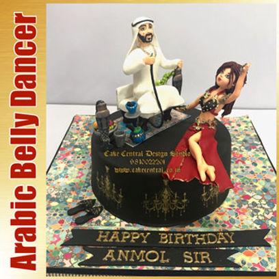 belly_dancer_cake_delhi_online
