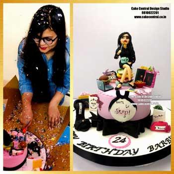 Born to Shop Cakes Delhi