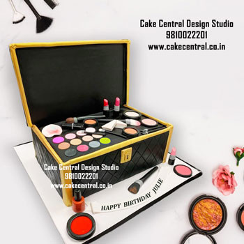 Makeup Kit Cake Delhi