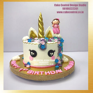 Best Unicorn Cake Desgins Delhi
