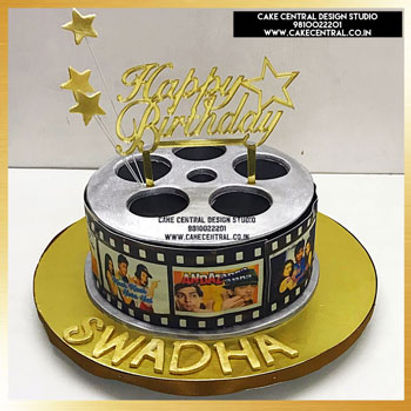 Bollywood Cake in Delhi Online