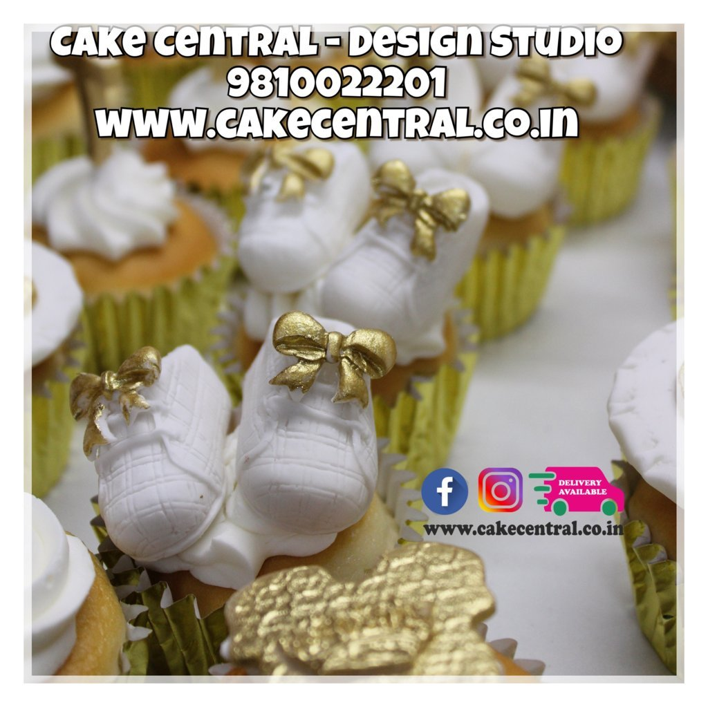 Holy Communion Cupcakes in Delhi