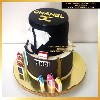Born to Shop Fashion Cake Delhi