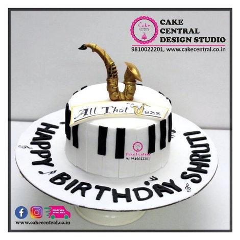 Jazz Cake Delhi