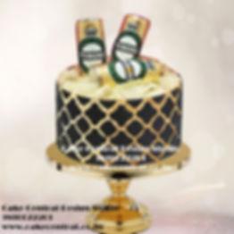 Beer Cake in Delhi - Beer Theme Cake Design
