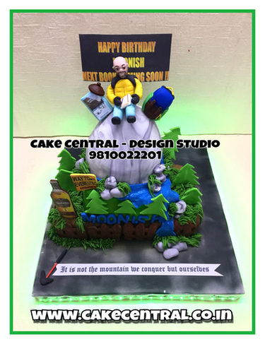 Nature lovers Cake Delhi