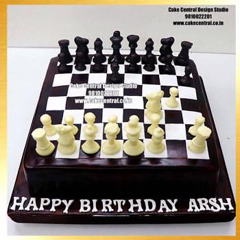 Chess Cake Delhi Online