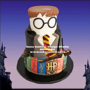 Harry Potter Cake in Delhi