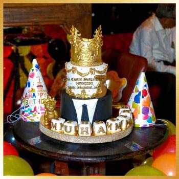 Best Boss Baby Cake Design Delhi NCR