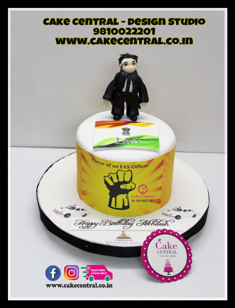 Custom Birthday Cake Order Online