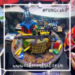 PUBG_cakes_Delhi_Online