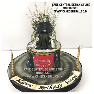 Game of Thrones Iron Throne Cake Design  Delhi Online