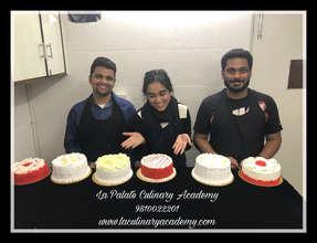 Professional Baking Classes Delhi | Cake Decoration Classes Delhi| Home Bakers Professional Courses-  La Palate Culinary Academy , New Delhi, Delhi