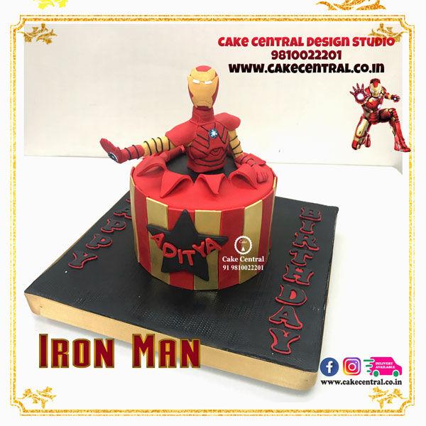 Best_Ironman_Cakes_Delhi