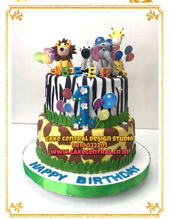 Jungle Cakes in Delhi Online in Delhi Online