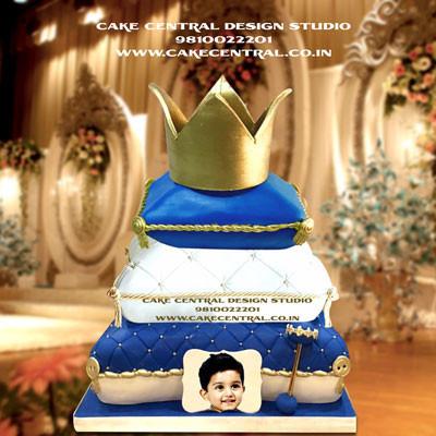 Little Prince Cushion Cake Online Delhi