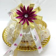 Eggless Wedding Platters Delhi , Custom Cakes , Festive Platters , Designer Brownies Delhi