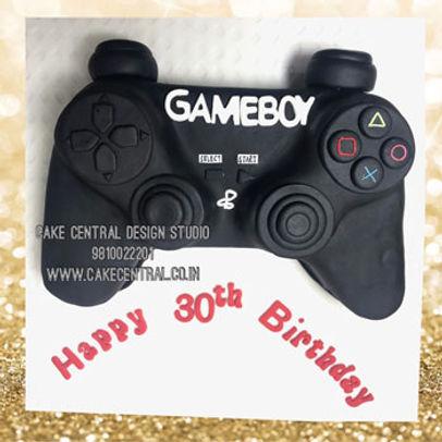 gameboy_playstation_cakes_delhi_online