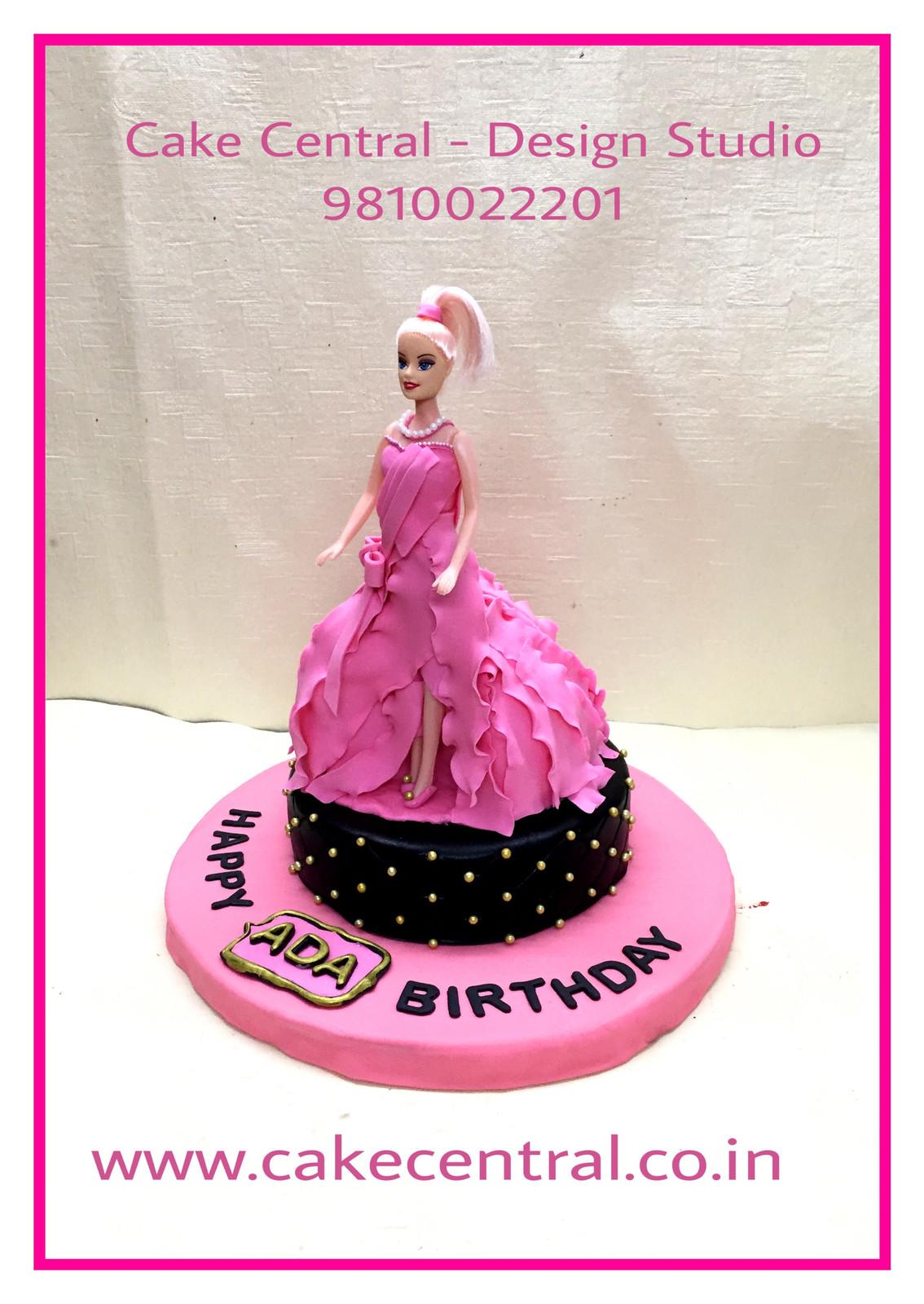 Fondant Cake Princess