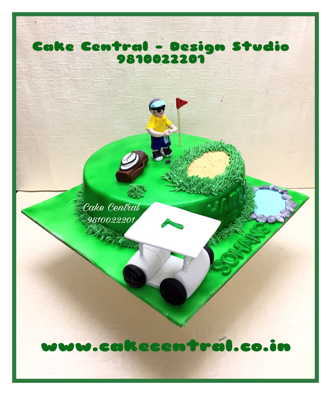 Online Birthday Cake Delivery In Gurgaon