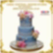 Wedding Cakes of Cake Central Design Studio
