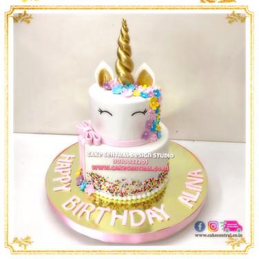 Unicron Cake-Delhi-Online-2 Tier