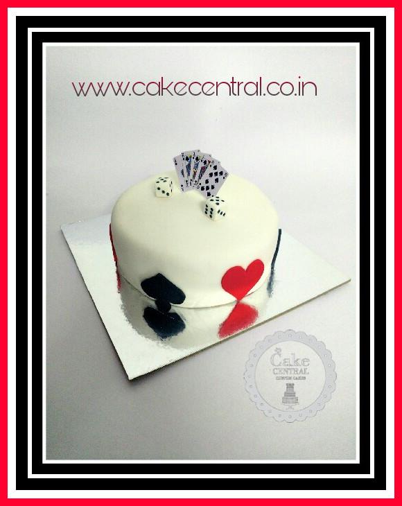 Designer Birthday Cakes In Delhi