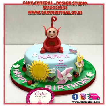 Teletubbies  Birthday Cake in Delhi online