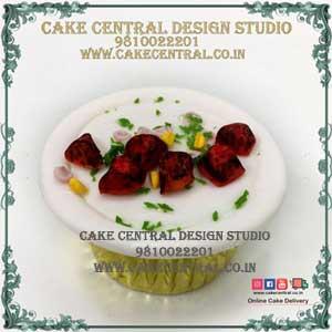 Flowaral Cupcakes in Delhi Online
