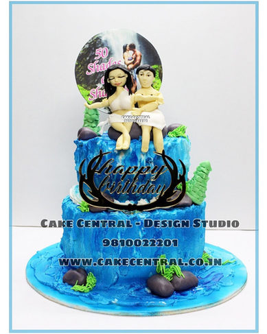 Naughty & Sexy Birthay Cake Delhi