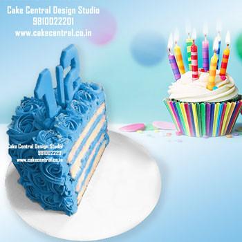 SIx Months Birthday Cake Delhi