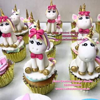 Unicorn Cupcakes in Delhi Online