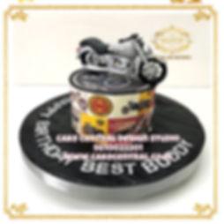 Enfield_Bike_Cake_Delhi_Online