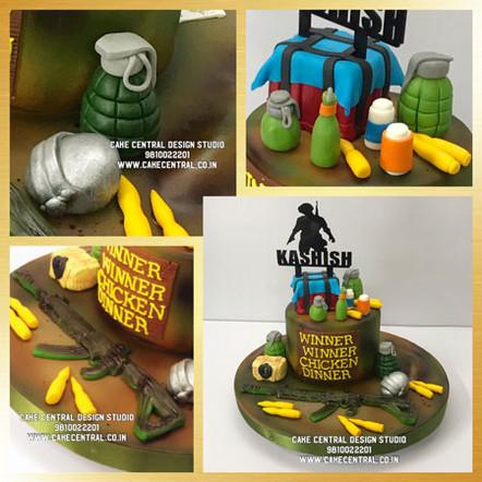 Pubg Cake Online