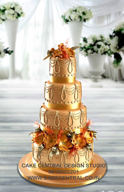 Elegant Engagement Cakes Online in Delhi , Noida & Gurgaon