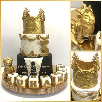 Boss Baby Themed Cake Online in Delhi