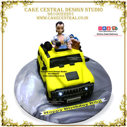 Car_Cake_Design_Delhi_Online_Cake_for_Boyfriend