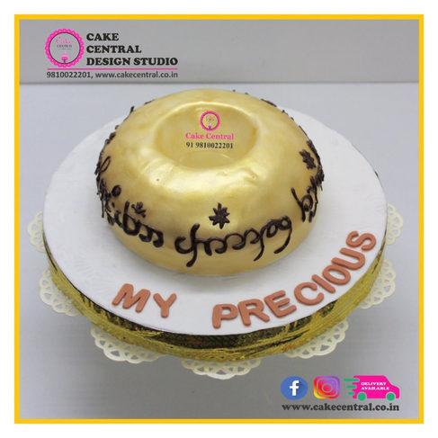 Lord of the Rings Hobbit Birthday  Cake Delhi |