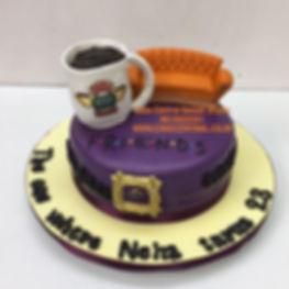 friends_tv_show_themed_Cake_Delh_Online