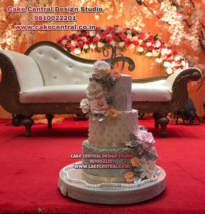 silver_jubilee_cake_in_delhi
