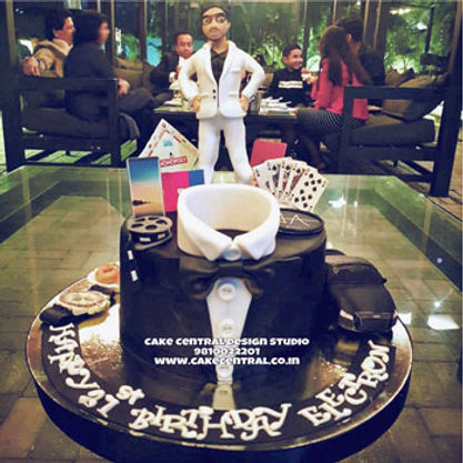 Best Birthday Cake Designs for BF in Delhi