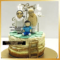 Family Cake in Delhi Online