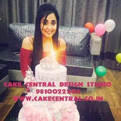 Princess Crown Cake Delhi Online