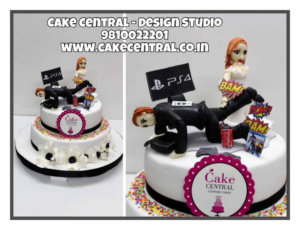 Christian Wedding Cake Delhi Online