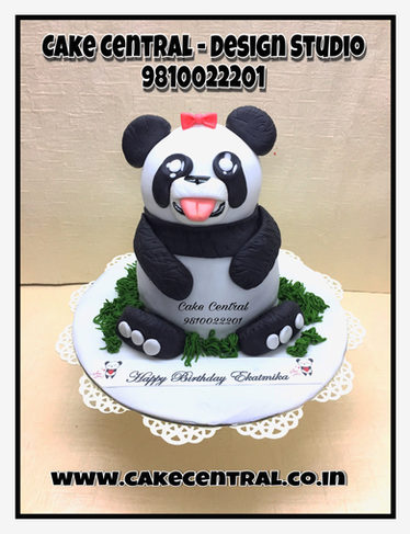 Panda Cake Delhi