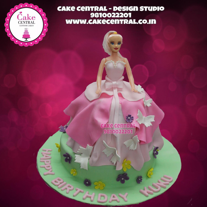 Barbie Doll Cake Delhi